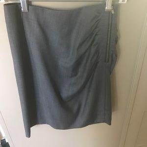 J crew super 120's stylish skirt